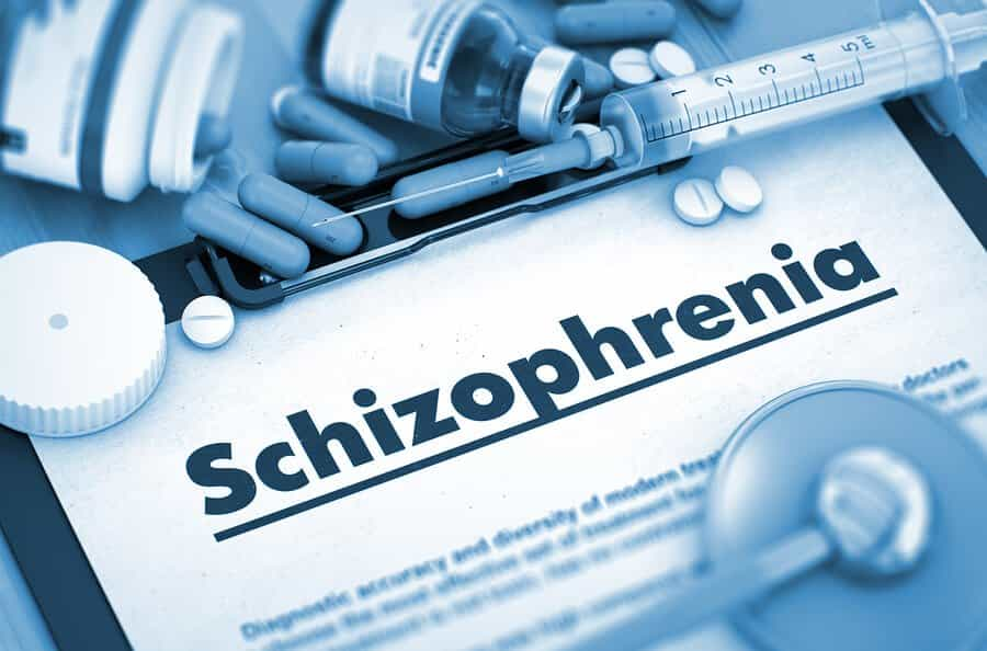 The five Types of Schizophrenia