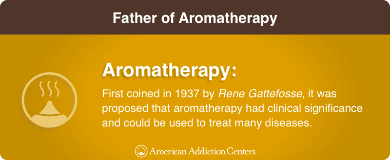 Father of Aromatherapy