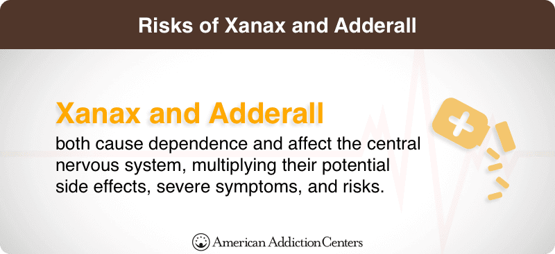 Risks of Xanax and Adderall Copy