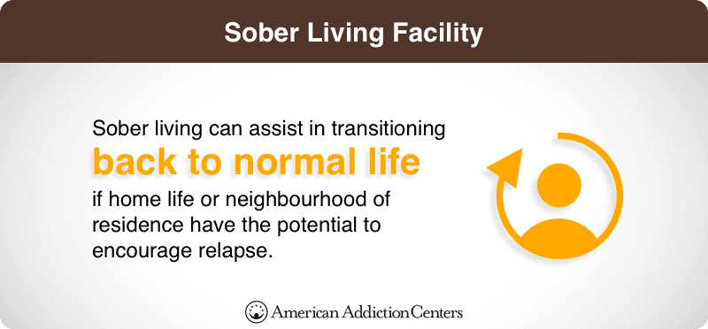 Sober Living Facility
